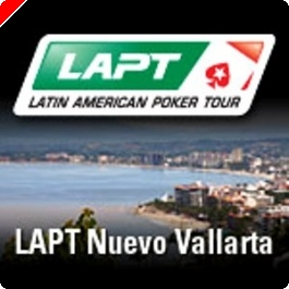 LAPT Nuevo Vallarta Mexico gestaakt op dag 1