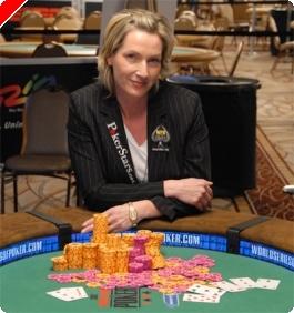 Perfil PokerNews – Katja Thater