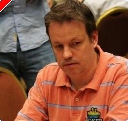 PokerStars EPT Praga, Dia 1b: Christer Johansson é o Chipleader