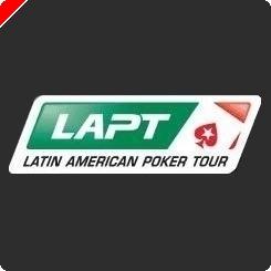 PokerStarsが中止されたLAPTのファイナルテーブルを開催予定