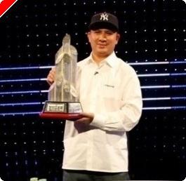 JC Tran가 TonyG를 이겨 우승!