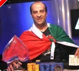 PokerStars.com EPT Prague, finále: Bonavena se stává prvním Italem, který zvítězil na EPT