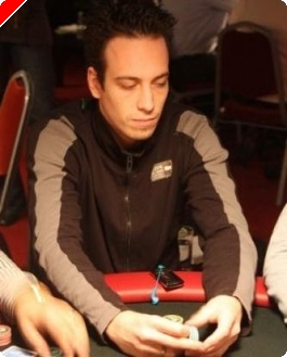 Lex 'RaSZi' Veldhuis door naar dag 3 Five Diamond World Poker Classic