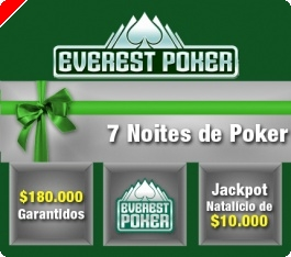 'As 7 Noites do Poker' na Everest Poker