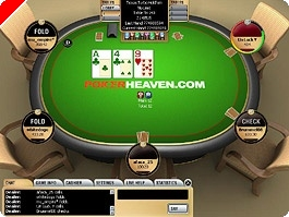 Poker Heaven na PT.PokerNews - Freeroll e $ Adicionado