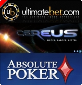 Regresso Em Grande da UltimateBet e da Absolute Poker