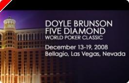 Laatste achttien WPT Five Diamond World Poker Classics bereikt