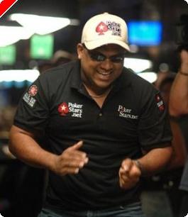 Team PokerStars Victor Ramdin lämnade WPT-Main Event för att spela online