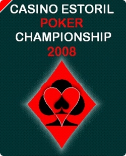 Dia 1 do Estoril Poker Championship 2008 Main Event