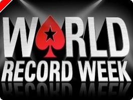 PokerStars vestigt nieuw wereldrecord