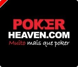 €1,700 Adicionados em Torneio Exclusivo na Poker Heaven