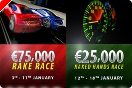 €75,000 Rake Race na Poker Heaven