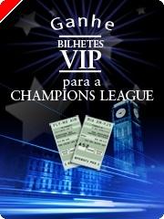 Ganhe Bilhetes VIP para a Champions League