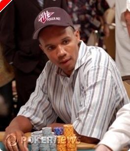 Phil Ivey největším vítězem roku 2008 na Full Tiltu, poker na olympiádě a další