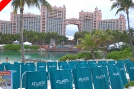 European Poker Tour har landat i paradiset
