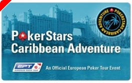 PokerStars Caribbean Adventure van start
