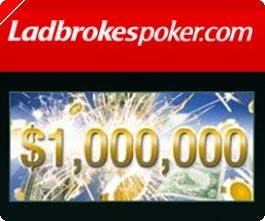 $1.000,000 Rake Race na Ladbrokes Poker