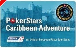 Ni danskere videre fra førstedagen ved Pokerstars EPT Caribbean Adventure