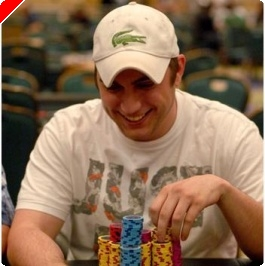 David Baker @ PCA - Chipleader PCA Main Event David Baker