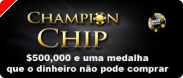 Champion Chip – Torneio $500K Garantidos na Bwin Poker