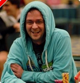 Kevin Saul chipleader Pokerstars Caribbean Adventure (PCA)
