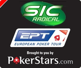 European Poker Tour na Sic Radical – Domingo às 23:15