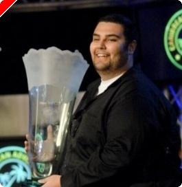 Poorya Nazari 赢得 2009年明星扑克加勒比海冒险赛