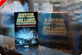 Aussie Millions 2009 - Tre event färdigspelade
