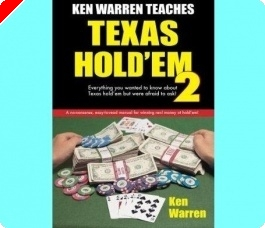 Apprendre Poker - Livre : 'Ken Warren Teaches Texas Hold'em 2'