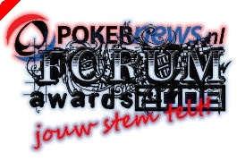 Uitslag PokerNews Forum Awards