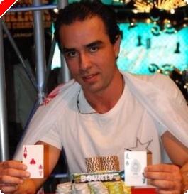 Saidal Wardak wint bounty event - Aussie Millions Report Saidal Wardak