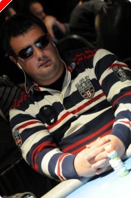 Pokerstars Solverde Poker Season Etapa #1, Dia 1: Pedro Nicolau Termina na Liderança