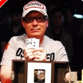David Steicke wint High Roller event - Aussie Millions Report