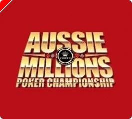 2009 Aussie Millions: Започна Главното Събитие