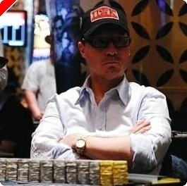 2009 澳洲百万大赛 #8, $100,000 NLHE 高筹码比赛第一天: Steicke...