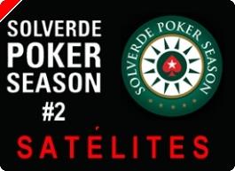 Pokerstars Solverde Poker Season 2009 – Satélites Para Etapa #2