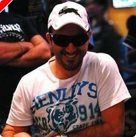 Główny Turniej Aussie Millions 2009, Dzień 1C: Ben Charlton Pierwszy