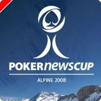 Satélites para la Copa PokerNews Alpina también en PokerStars