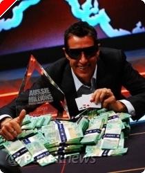 Aussie Millions 2009 - Stewart Scott vinner årets Main Event