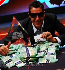 2009 Aussie Millions Главно Събитие: Stewart Scott Остави Титлата У...