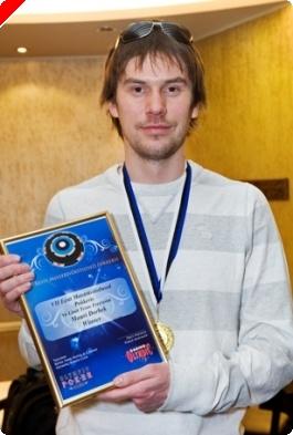 Mauri Dorbek tuli Eesti meistriks pokkeris