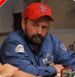Dennis Phillips e Ylon Schwartz Membros da Team PokerStars Pro