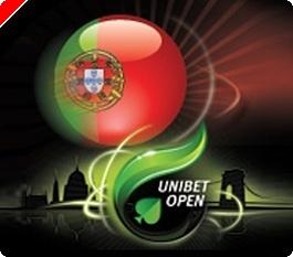 Corrida Tuga de Rake Para o Unibet Open Budapeste