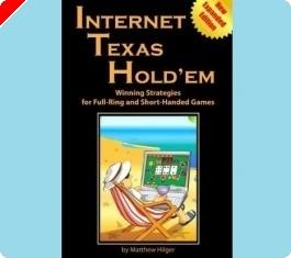 Livre Poker - Matthew Hilger : Internet Texas Hold'em