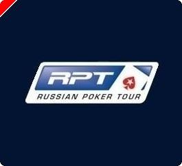 Znamy Już Zwycięzcę Pierwszego Turnieju Russian Poker Tour