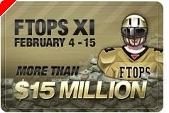 Arrancam Hoje as FTOPS XI na Full Tilt Poker