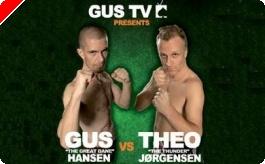 Gus Hansen och Theo Jörgensen tar till nävarna