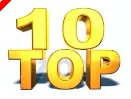 Die PokerNews Top 10: Die Top 10 der Senkrechtstarter