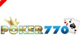 Poker770的新品牌$770 现金免费锦标赛