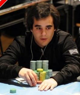 Etapa #2 Pokerstars Solverde Poker Season, Dia 1: Pedro Poças Termina na Frente